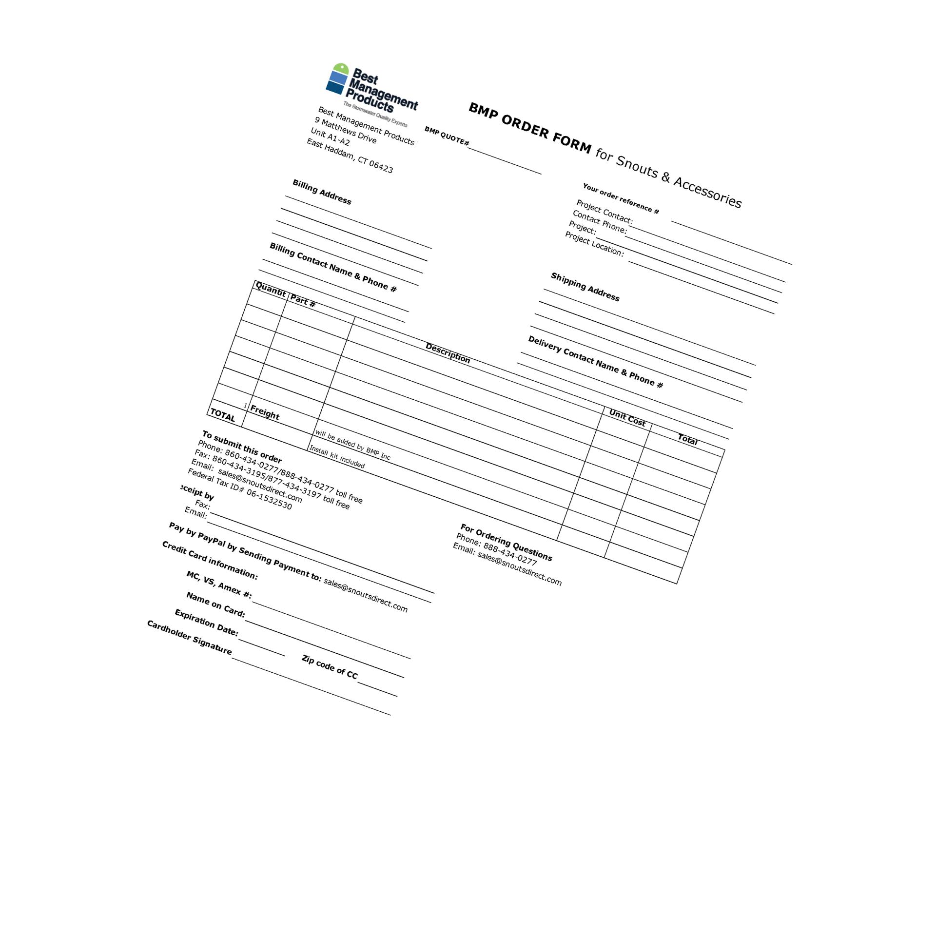 Macbook with a screenshot of SNOUTs Direct online ordering website